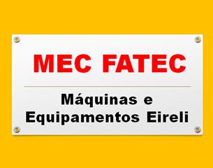 MEC FATEC Máquinas e Equipamentos